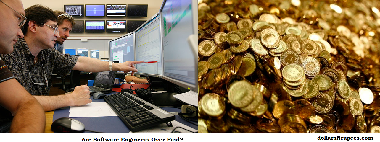 Are Software Engineers Over Paid?