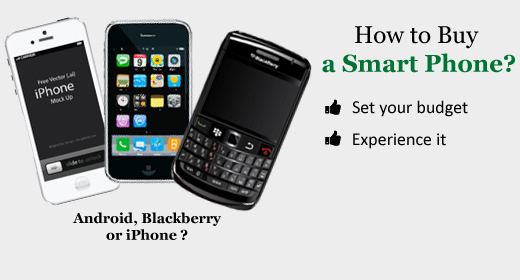 3 Tips to Buy Best Smart Phone