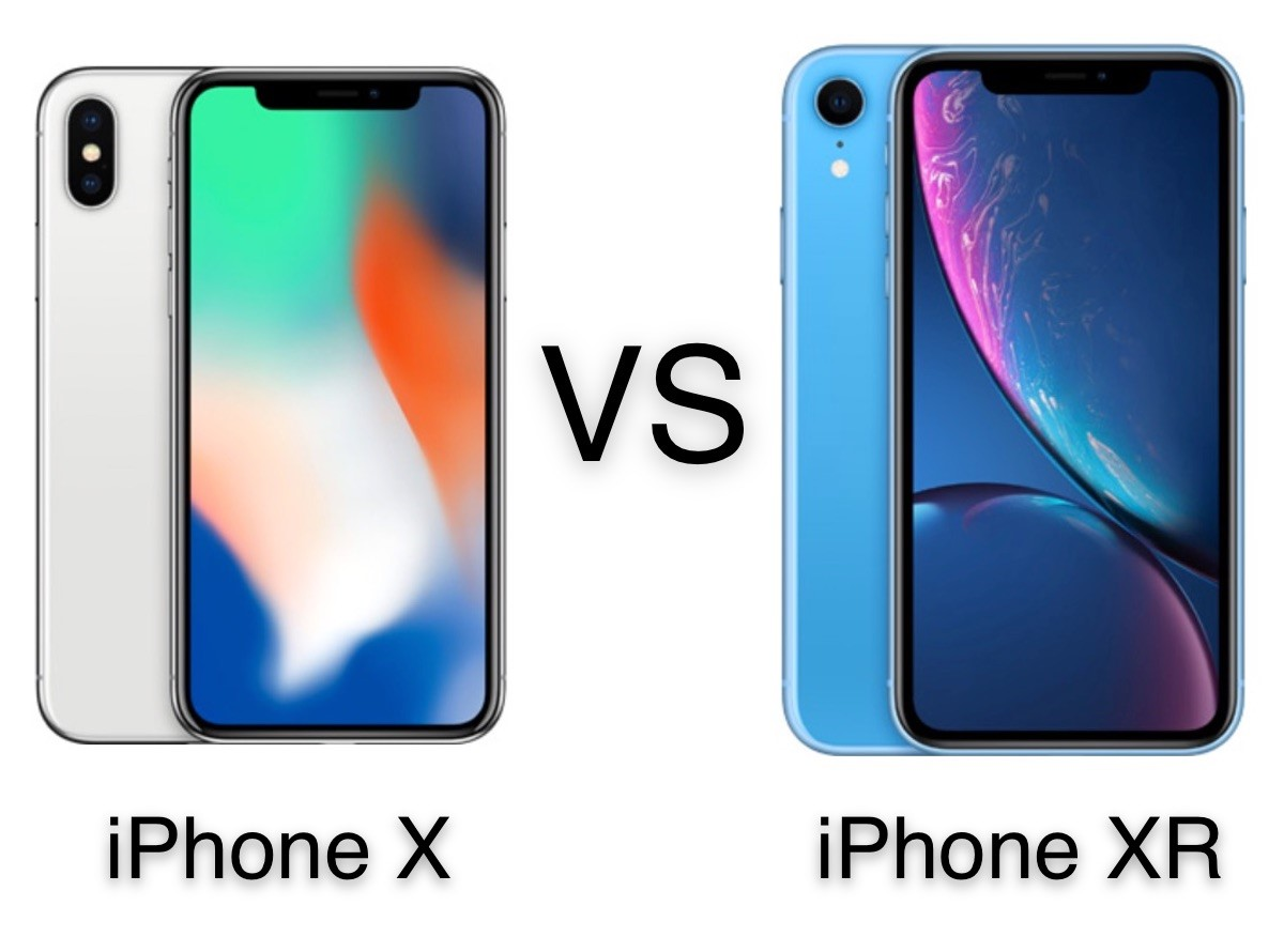 Apple iPhone XR vs. iPhone X Which Is Best